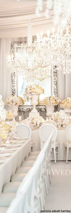 Wedding Decor | House of Beccaria~