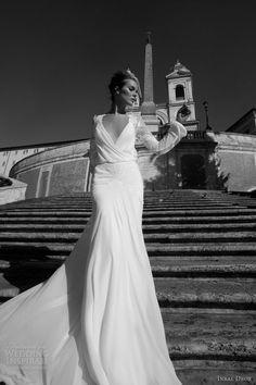 totally gorgeous wedding dress #wedding