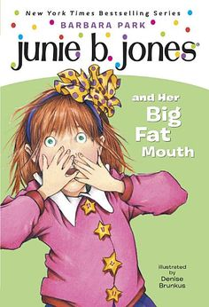 """Read """"Junie B. Jones Junie B. Jones and Her Big Fat Mouth"""" by Barbara Park available from Rakuten Kobo. Barbara Park makes reading fun."""" —Dav Pilkey, author of Dog Man Barbara Park's New York Times bestselling. Free Books, Good Books, My Books, Book 1, This Book, Barbara Park, Thing 1, Book Sites, Kids Laughing"""