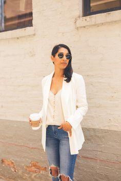 classic blazer style
