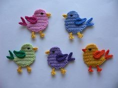 Crochet Applique Patterns Free, Crochet Skirt Pattern, Christmas Crochet Patterns, Baby Knitting Patterns, Crochet Brooch, Freeform Crochet, Crochet Embellishments, Crochet Dishcloths, Seashell Crafts