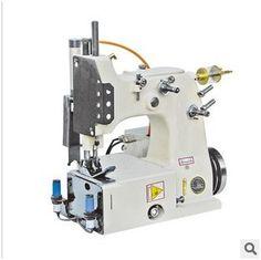 GK35-6 Automatic bag closing machine-Packaging machinery