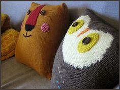 Virkkulaakso: Pöllömäinen tyyny