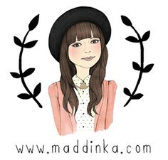 Maddinka - blog modowy