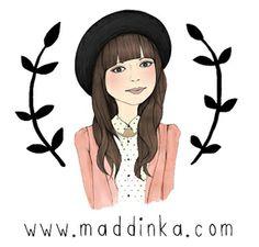 Maddinka - blog modowy