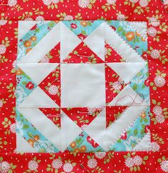 Moda Friendship Quilt Along http://cottonway.blogspot.com/2013/02/moda-friendship-quilt-along.html?m=1