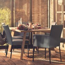 Frobisher Interiors exclusive product in New Zealand, Rolf Benz Dining set, fine dining, home beautiful