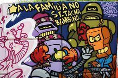 Grafite de Futurama