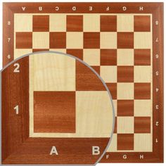 Professional Tournament Chess Board No 5 ** Visit the image link more details.