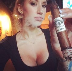 Cigarbabe