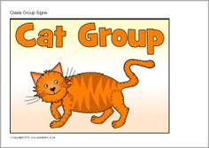 Bathroom Signs Sparklebox animal categories group table signs (sb9949) - sparklebox