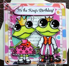 Hoppy Birthday to the KING!