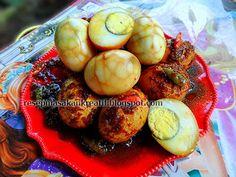 Resep Pindang Telur Kecap   Resep Masakan Indonesia (Indonesian Food Recipe)