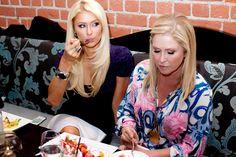 Paris Hilton celebrates July 4th with mom Kathy