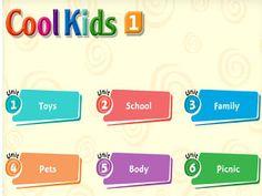 FUN LESSONS: OXFORD - COOL KIDS