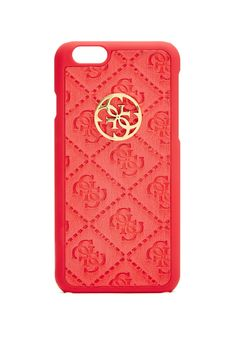 For the Icon: Red La Vida Logo iPhone 6 Case | GUESS.com #GUESSHoliday