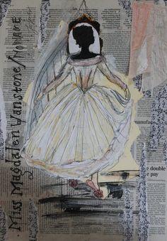 Miss. Magdalen Vanstone Jo Jones No Name  @portfoliobox