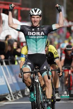 Jay McCarthy wins stage 3 País Vasco 2018 Bora Hansgrohe