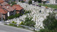 The dead sea of Sarajevo