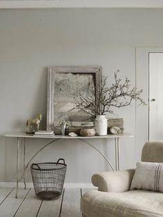 French Grey - Model Home Interior Design Decor, Coastal Living Room, House Styles, Home Decor, House Interior, Coastal Living Rooms, Home Deco, Interior Design, Home And Living