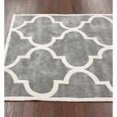 nuLOOM Handmade Luna Moroccan Trellis Rug (9' x 12') | Overstock.com Shopping - The Best Deals on 7x9 - 10x14 Rugs