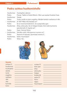 Näytesivu 7 Finnish Grammar, Finnish Language, Learn Finnish, Languages, Finland, Learning, Trucks, Birthday, Party