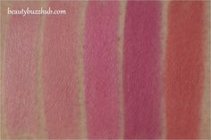 BeautyBuzzHub: NYX Butter Lipstick – Pictures & Swatches