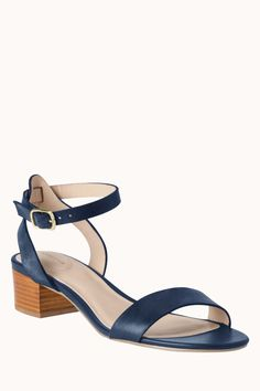 619283a4631ec Women's Reese Low Wedge Sandals from Lands' End   Lands End Goodies ...