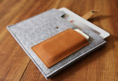 11 inch MacBook sleeve MacBook case Macbook air case por magoda, $24,90
