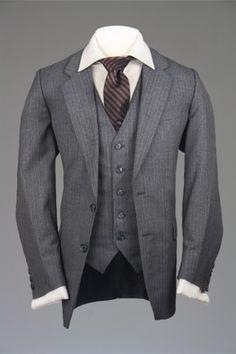 Yves Saint Laurent 3 Piece Wedding Suit