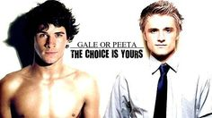 Even when faced with a shirtless Liam Hemsworth, I still pick Peeta :)
