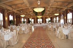 Liuna Station, Hamilton - Grand Central Station.  Dream Weddings Canada is proud to work along side those at Liuna Station, ensuring your perfect wedding!