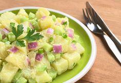 Insalata di patate e cetrioli