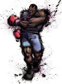 Balrog | Street Fighter IV
