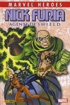 10 Nick Furia: Agente de SHIELD