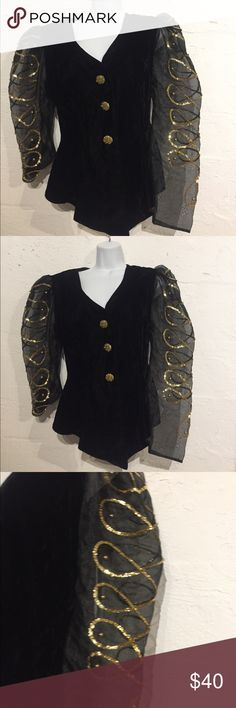 Susan roselli for vijack jacket vintage Sequin Susan roselli for vijack jacket vintage Sequin  Sz 12 but is small  Vintage with preowned condition but still good  No stains no holes  Stunning susan roselli Jackets & Coats