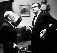 Stravinsky with Craft, 1961