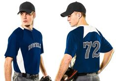 Two Button Baseball Jerseys | Champro Clean Up Jersey by Champro Sportswear Same day shipping. Shop awesome-sports.com