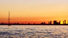Sunset on Lake Ontario • Instagram: lapetitekatalex