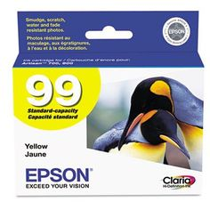 EPSON T099420 (99) Claria Ink, 450 Page-Yield