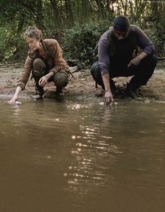 "The Walking Dead 5x02 ""Strangers"""