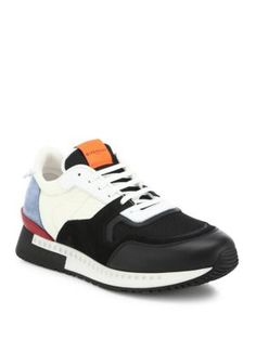 Sneakers for Women On Sale, Black, Fabric, 2017, 4.5 Givenchy