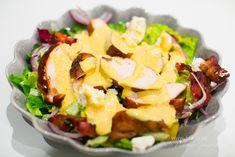 Caesarsallad med currydressing