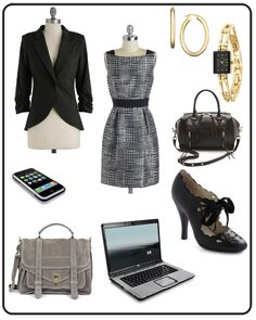 Ready for Work Styleboard at Kaboodle