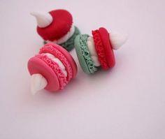 The Extraordinary Art of Cake: Sugarcraft Tutorial: Cake & Cupcake Decorations - Fondant Macarons