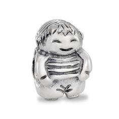 Pandora Silver Boy Charm 790360