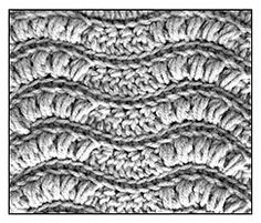 Crochet Workshop Waves
