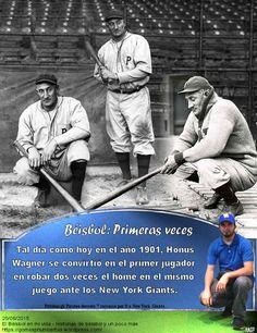 Honus Wagner, Pittsburgh Pirates, MLB