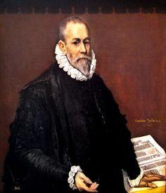 Retrato de un médico desconocido, posiblemente se trate del humanista Gómez Pereira.