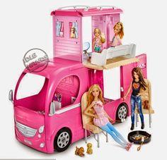 Barbie Camper 2015-Toy Fair